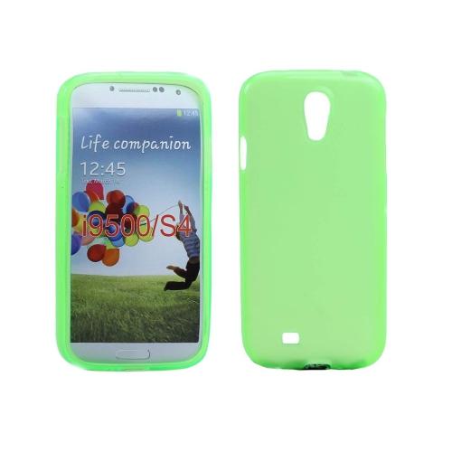 Samsung Galaxy S4/ i9500 Ultra Slim Matte Case - Green