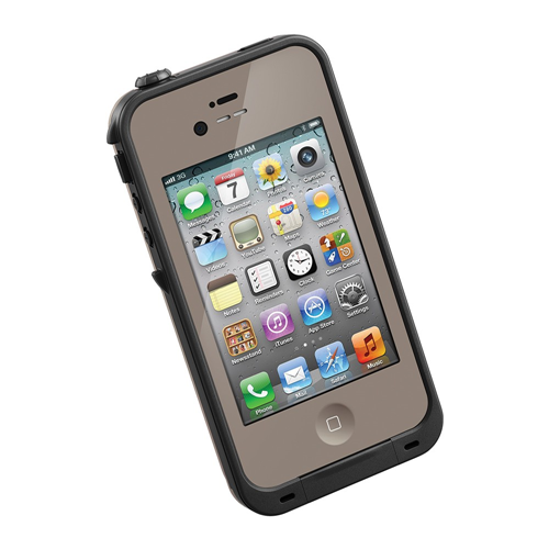 iPhone 4/4S Multi-Proof Case - Brown