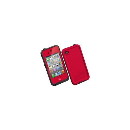iPhone 4/4S Multi-Proof Case - Red