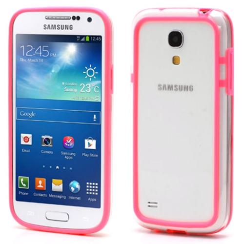 Étui antichocs pour pour Samsung Galaxy S4 – Rose