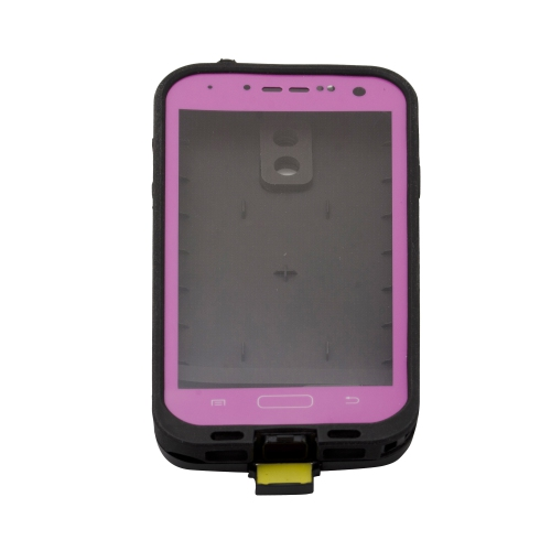 Coque multi-protection pour Samsung Galaxy S4 – Rose