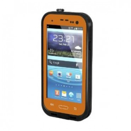 Samsung Galaxy S4 Multi-Proof Case - Orange
