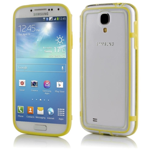 Samsung Galaxy S4 Bumper Case - Yellow