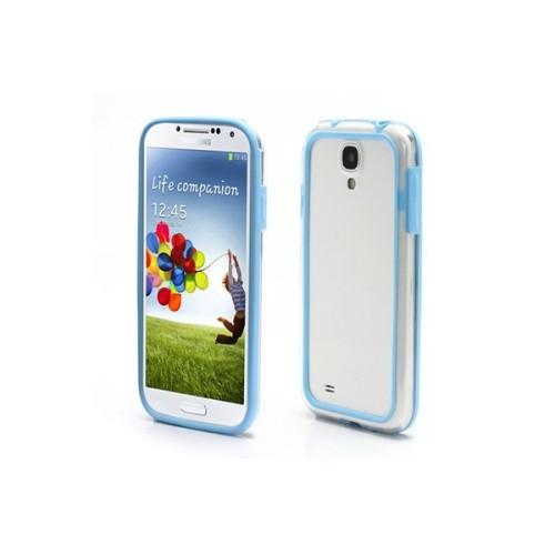 Étui antichocs pour Samsung Galaxy S4 - Bleu Clair