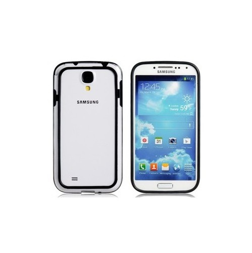 Samsung Galaxy S4 Bumper Case - Black