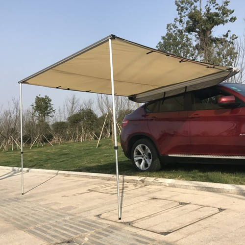 Outsunny Car Tent Awning SUV Vehicle Fold Out UV Resistant Waterproof 82x8