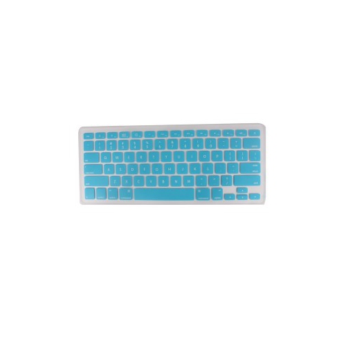 "Macbook 13"" / 15"" Keyboard Skin Cover - Baby Blue"