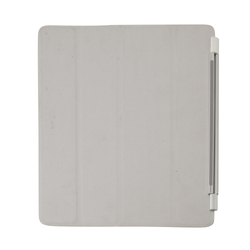 Grey Magnetic Generic Smart Cover For Apple Ipad 2 & 3