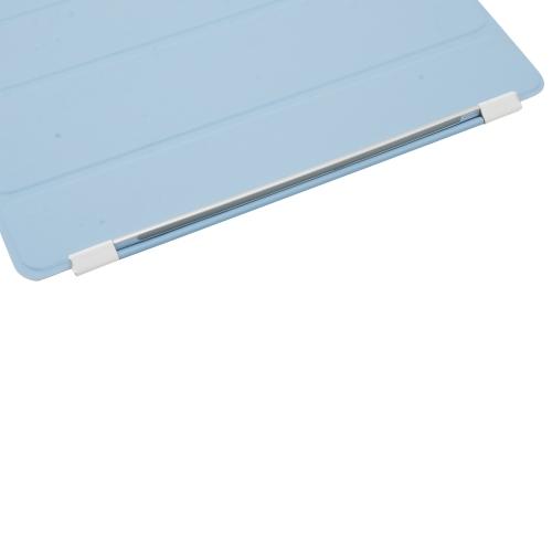 Smart Cover Étui magnétique bleu clair pour Apple Ipad 2/3/4