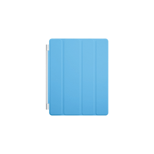 Baby Blue Magnetic Smart Cover For Apple Ipad 2/3/4
