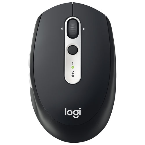 Logitech M585 Wireless Optical Mouse - Black