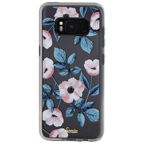 Sonix Galaxy S8 Fitted Hard Shell Case - Vintage Floral