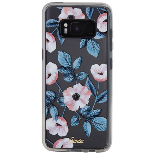 Sonix Samsung Galaxy S8 Plus Fitted Hard Shell Case - Vintage Floral