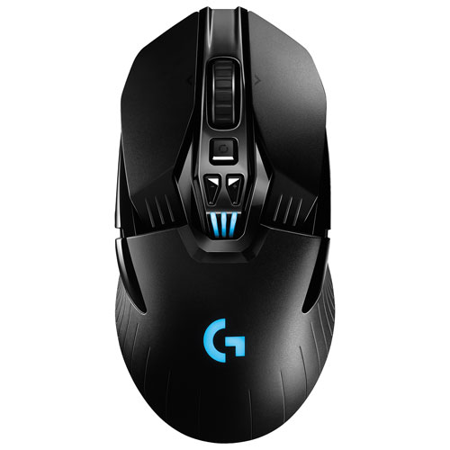 Logitech G903 12000DPI Wireless Optical Gaming Mouse - Black