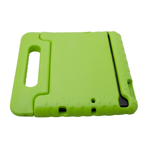 Kids Proof Safe Foam Shock Proof Handle Case Cover for iPad Mini - Green