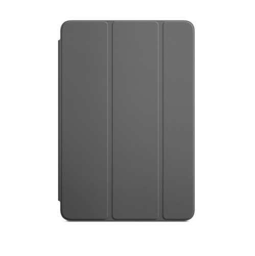 Smart Cover Stand Case for Apple iPad mini 1/ 2/ 3 With Back Cover - Grey