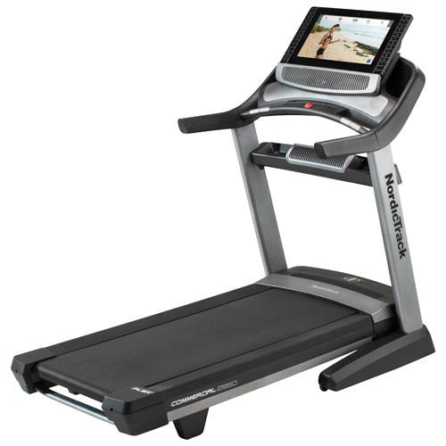 NordicTrack Commercial 2950 Folding Treadmill : Treadmills