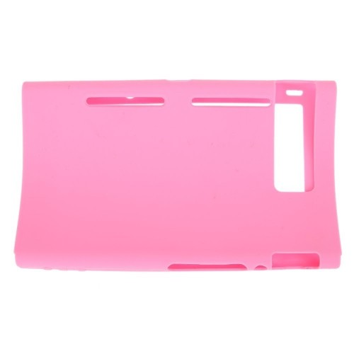 Protective Silicone Rubber Host Case Cover Skin for Nintendo Switch - Pink