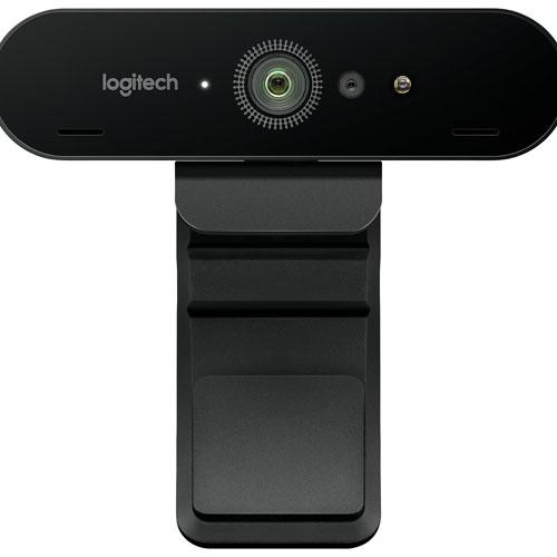 Caméra Web 4K Pro de Logitech (960-001178)