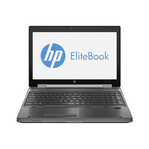 HP ELITEBOOK 8570w I7 3720QM 2.6 GHZ 8GB 128SSD 15.6WDVD/RW BT WIN 10 PRO WEBCAM 1YR - Refurbished