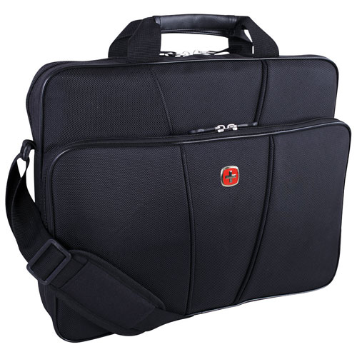 "SWISSGEAR 15.6"" Laptop Bag - Black"