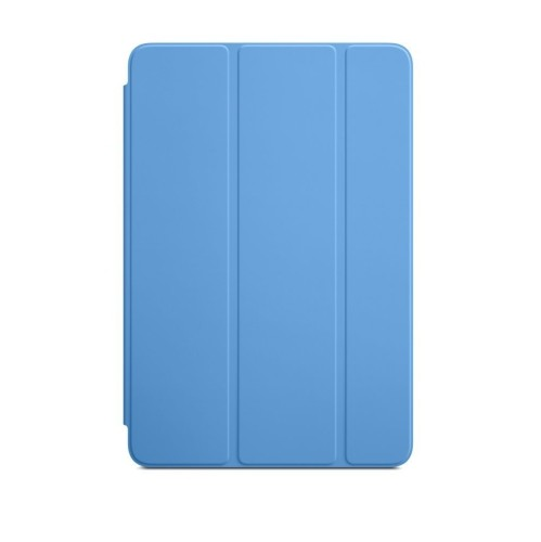 Smart Cover Stand Case for Apple iPad Mini With back cover - Blue