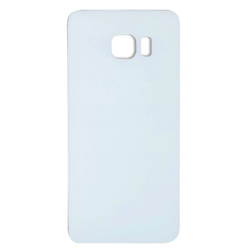 Samsung Galaxy S6 Edge Back Cover Glass Battery Door - White
