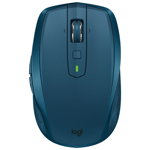 Logitech MX Anywhere 2S Wireless Darkfield Mouse - Teal