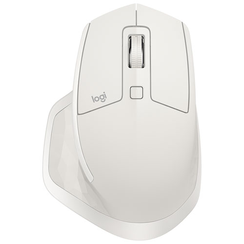 Logitech MX Master 2S Bluetooth Mouse - Grey