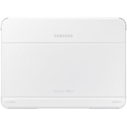 Samsung Book Cover Carrying Case (Book Fold) for Galaxy Tab 4 - White