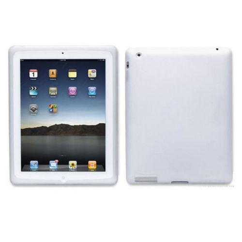 iPad Slip-Fit Silicone Sleeve - Frost