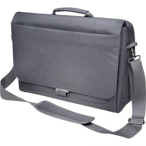 "Kensington 62623 Carrying Case (Messenger) for 14.4"" Notebook, Tablet - Cool Gray"