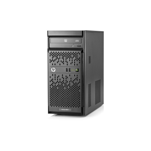 HP ProLiant ML10 Server (Intel Xeon E3-1225 v5 / 1TB HDD / 4GB RAM / Intel HD Graphics P530) - (838122-S01)