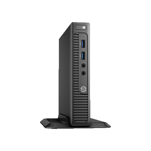 HP 260 G2 Mini Desktop (Intel Core i5-6200U / 500GB HDD / 4GB RAM / Intel HD Graphics 520 / Windows 10) - (Z2G17UT#ABA)