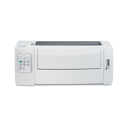 Lexmark Forms 2580N+ Monochrome Dot Matrix Printer (11C0109)