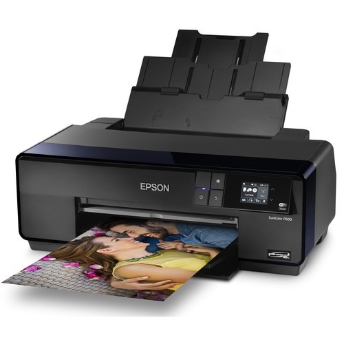 Epson surecolor p600 colour large format photo printer for Best buy photo printing