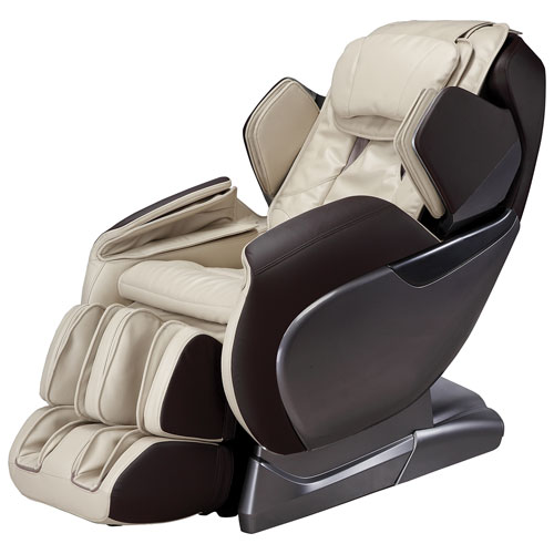 iComfort 6-Mode Massage Chair (IC4000) - Beige - Only at Best Buy