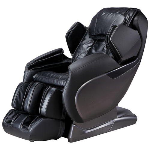 iComfort 6-Mode Massage Chair (IC4000) - Black - Only at Best Buy
