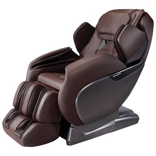 Fauteuil de massage à 6 modes d'iComfort (IC4000) - Brun - Seulement chez Best Buy