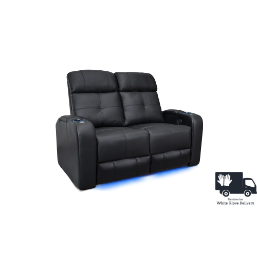 Peachy Valencia Verona Premium Top Grain 9000 Leather Power Recliner Led Lighting Home Theatre Seating 2 Seat Loveseat Creativecarmelina Interior Chair Design Creativecarmelinacom