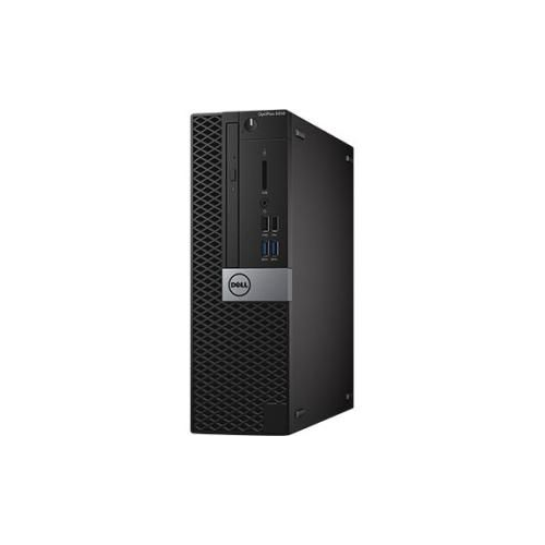 Dell OptiPlex 5050 Desktop Computer - Intel Core i7 (7th Gen) i7-7700 3.60 GHz - 8GB DDR4 SDRAM - 256GB SSD - Windows 10 Pro