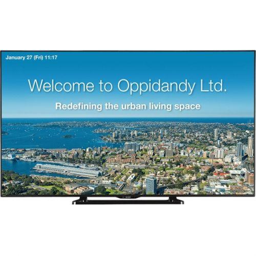 """Sharp 70"""" 1080p HD LED-LCD TV (PN-LE701)"""