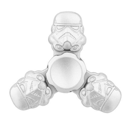 Arolly Fidget Hand Spinner Anti Anxiety Depression And Stress Relief Toy  for Children And Adults Blue - RST47SL