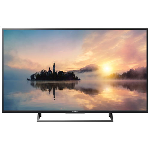 "Sony 43"" 4K UHD HDR LED Smart TV (KD43X720E)"