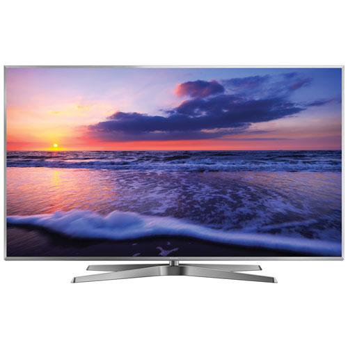 Téléviseur intelligent Firefox DEL UHD 4K de 75 po Pro de Panasonic (TC75EX750) - Argenté brossé