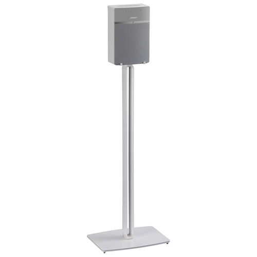 SoundXtra Floor Stand for Bose SoundTouch 10 Speaker - White