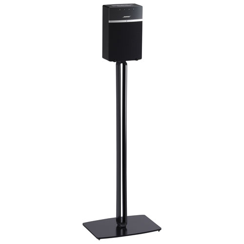 SoundXtra Floor Stand for Bose SoundTouch 10 Speaker - Black