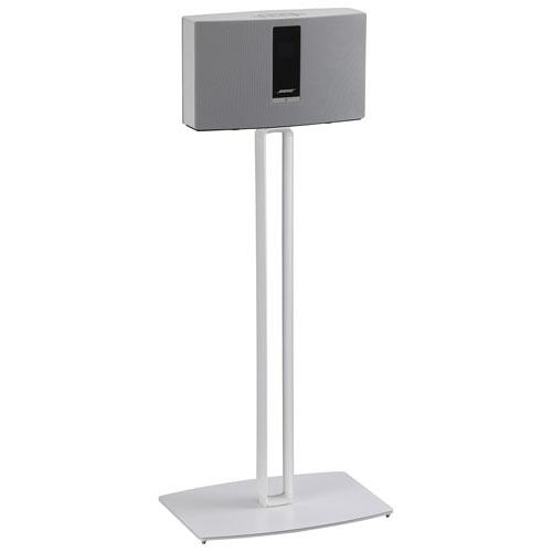 Support de plancher de SoundXtra pour enceinte SoundTouch 20 de Bose - Blanc