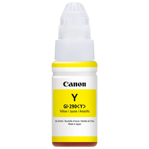 Canon GI-290 Yellow Ink (1598C001)