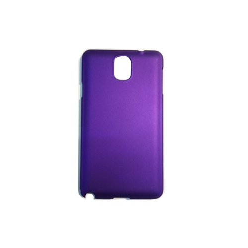 Slim Hard Shell Snap-on Cover Case for Samsung Galaxy Note 3 - Purple